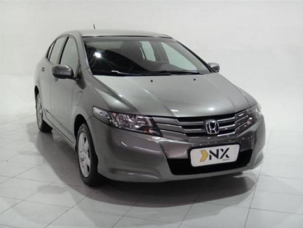 Veículo Honda / City DX Flex, ano 2010/2011, cor cinza