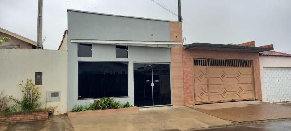 Casa Torrinha/SP - 204,47m2 área construída - 253m2 de terreno