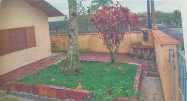 Casa Peruíbe/SP - 125m2 A.Const. - 250m2 Terreno - 620m da Praia