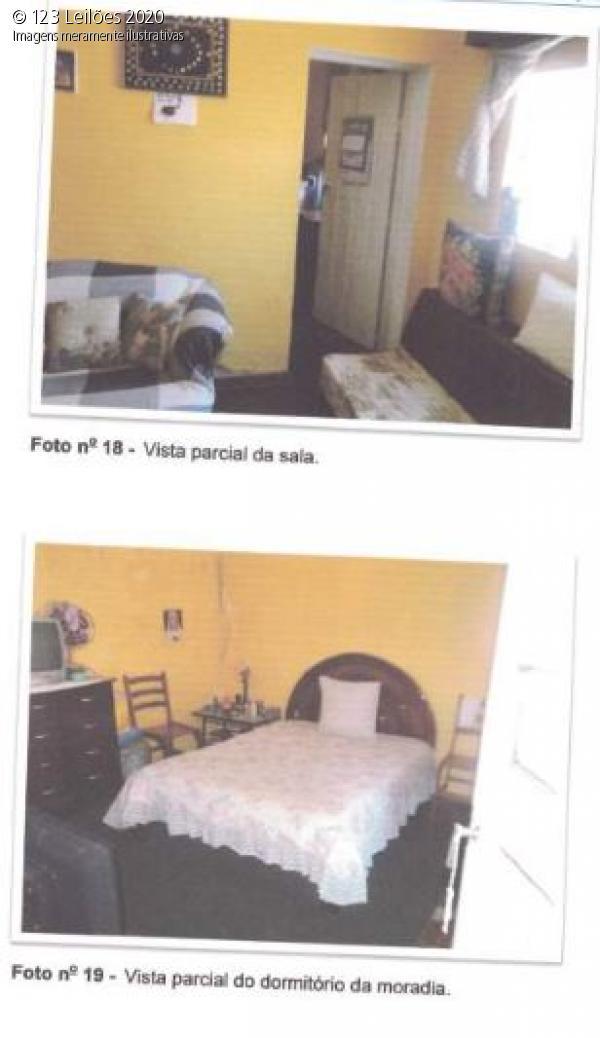 Casa Res 106m² - Vl Guarani/SP