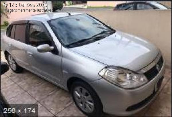 Veículo I/Renault Symbol EX1616V
