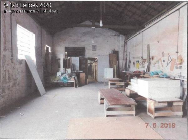 Galpão Comercial - V. Guarani - SP