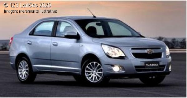 Veículo Chevrolet Cobalt 1.4 LTZ
