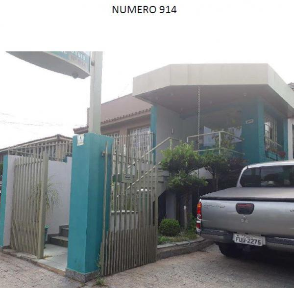 Casa Americana/SP - Centro - 551,50m2 terreno - 222,94m2 á.const.
