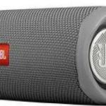 CAIXA DE SOM marca JBL, modelo Xtreme 2 portátil com tecnologia bluetooth, cor cinza escuro